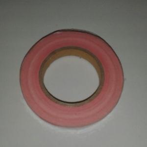 розовая тейа лента для цветов