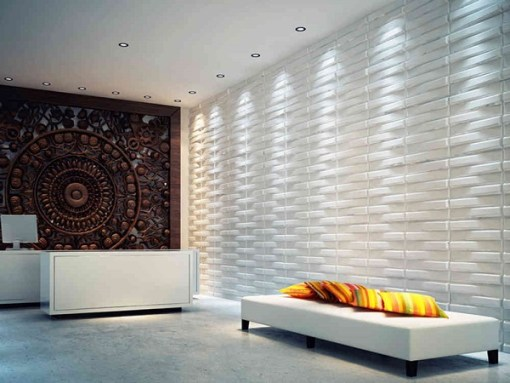 Bladet 3D Wall Panels - Sold in Nigeria by DecorCity - 4
