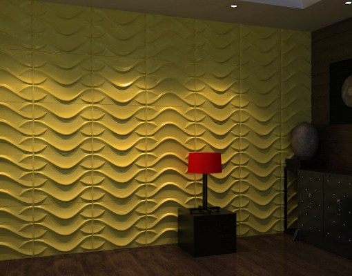 Dragon 3D Wall Panels - Sold in Nigeria by DecorCity-