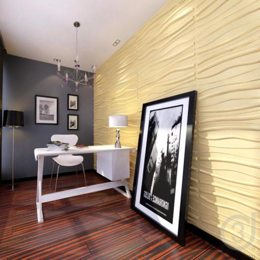 Faktum 3D Wall Panels - Sold in Nigeria by DecorCity