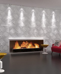 Jasper 3D Wall Panels - Sold in Nigeria by DecorCity