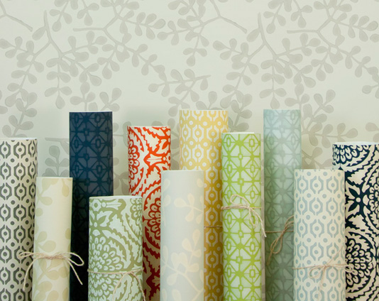 Types Of Wallpaper Wall Coverings
