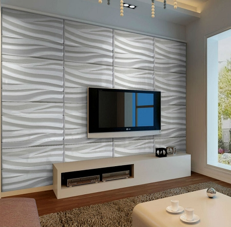 Seawave 3d Wall Panels Decor City