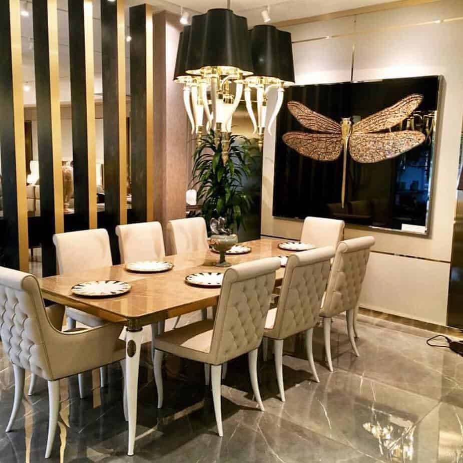 Top 4 Creative Dining Room Trends 2020 35 Images And Videos