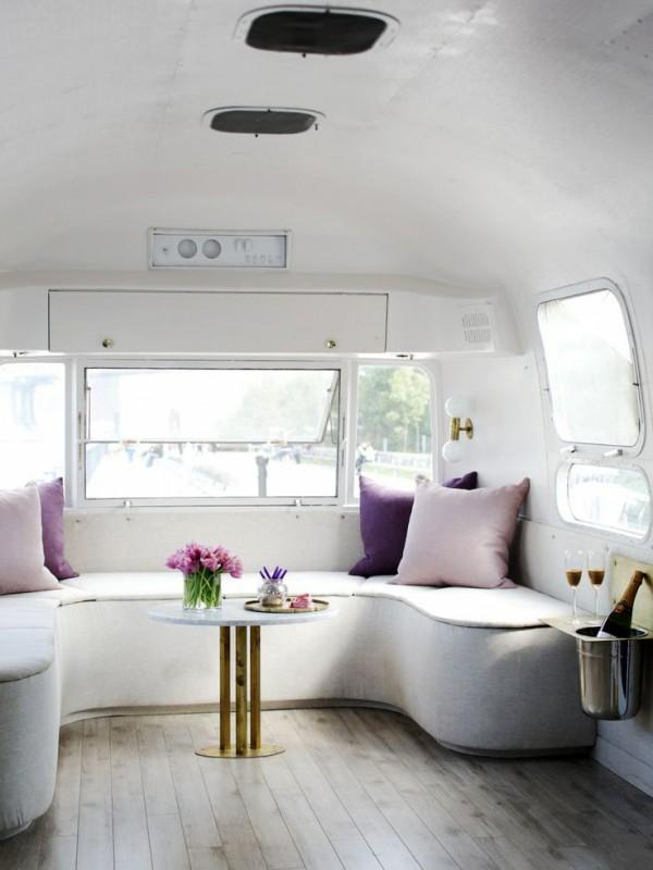 100 RV & Camper Van Remodel, Hacks Interior Decor Ideas