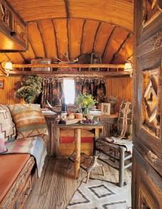 101 RV & Camper Van Remodel, Hacks Interior Decor Ideas