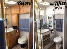 106 RV & Camper Van Remodel, Hacks Interior Decor Ideas