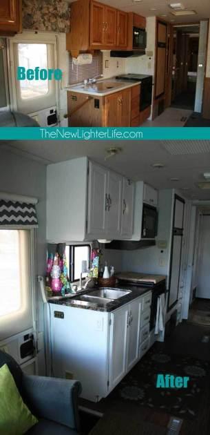 108 RV & Camper Van Remodel, Hacks Interior Decor Ideas