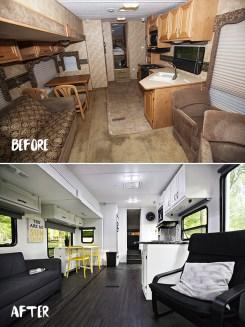 12 RV & Camper Van Remodel, Hacks Interior Decor Ideas