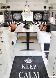 18 RV & Camper Van Remodel, Hacks Interior Decor Ideas