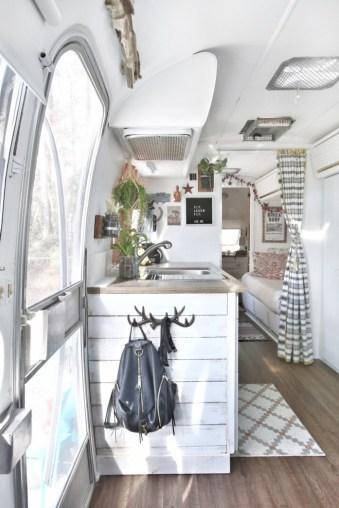 62 RV & Camper Van Remodel, Hacks Interior Decor Ideas