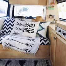 66 RV & Camper Van Remodel, Hacks Interior Decor Ideas