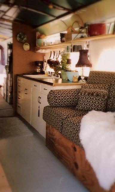 67 RV & Camper Van Remodel, Hacks Interior Decor Ideas