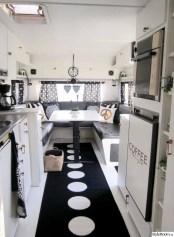 77 RV & Camper Van Remodel, Hacks Interior Decor Ideas