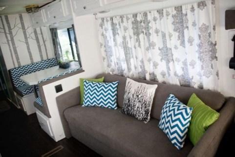 89 RV & Camper Van Remodel, Hacks Interior Decor Ideas