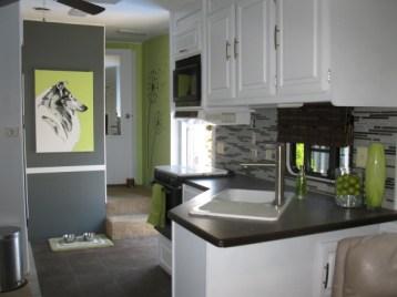 98 RV & Camper Van Remodel, Hacks Interior Decor Ideas