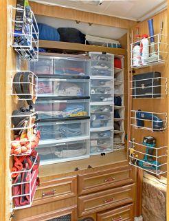 Creative Camper Van & RV Storage 25 Ideas