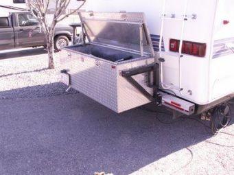 Creative Camper Van & RV Storage 43 Ideas