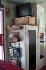 Creative Camper Van & RV Storage 74 Ideas