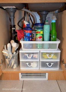 Creative Camper Van & RV Storage 91 Ideas