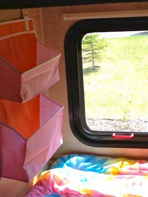 Creative Camper Van & RV Storage 99 Ideas
