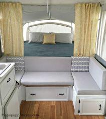 06 Best Camper Interior Hacks, Makeover, Remodel Decorating Ideas