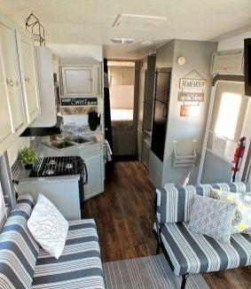 21 Best Camper Interior Hacks, Makeover, Remodel Decorating Ideas