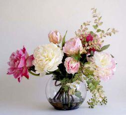Beautiful Silk Flower Arrangements