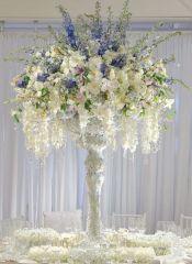 Elegant Tall Flower Arrangements Centerpieces