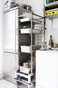 Marvelous Smart Small Kitchen Design Ideas No 01