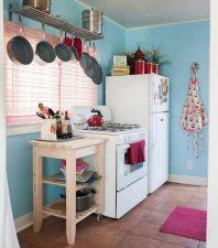 Marvelous Smart Small Kitchen Design Ideas No 45
