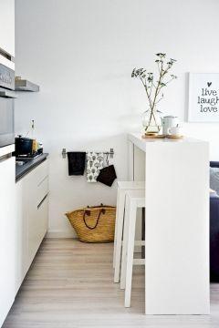 Marvelous Smart Small Kitchen Design Ideas No 62