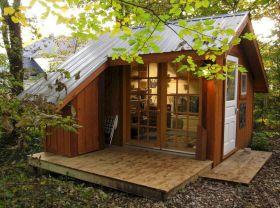 Backyard Sheds Tiny House Studio