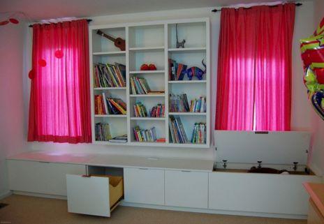 Beautiful Bedroom Storage Ideas