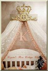 Beautiful Curtain Princess Design Ideas 21