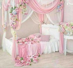 Beautiful Curtain Princess Design Ideas 31