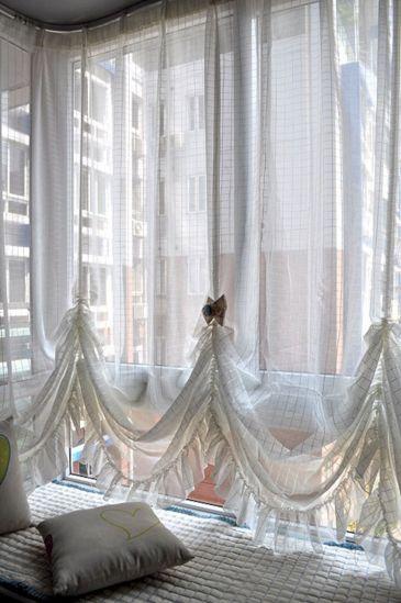 Beautiful Curtain Princess Design Ideas 44