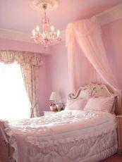 Beautiful Curtain Princess Design Ideas 9