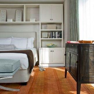 Bed Small Bedroom Storage Idea