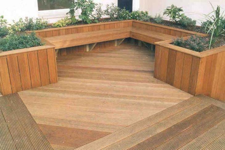 Wonderful Bench Seating Design Ideas