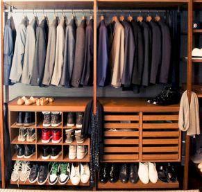 Best ideas about Man Closet 36