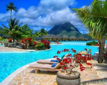 Bora Bora Vacation Place