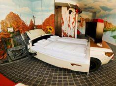 Boys cars bedroom decorating ideas