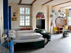 Cars Bedroom Decorating Ideas
