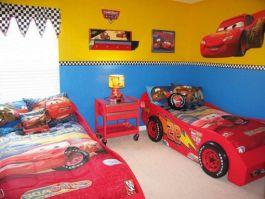 Cars Toddler Boy Bedroom Ideas
