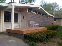 Century Modern Home Exterior