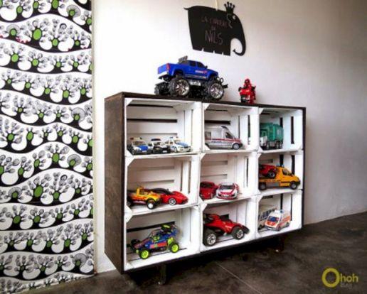 DIY Toy Storage Idea