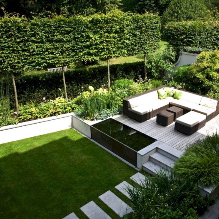 Living Garden Design Ideas