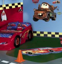 Disney Cars Themed Room
