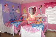 Disney Princess Themed Bedroom